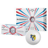 Callaway Supersoft Golf Balls 12/pkg-Primary Athletics Mark