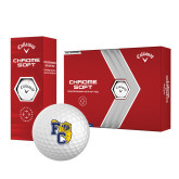 Callaway Chrome Soft Golf Balls 12/pkg-Primary Athletics Mark