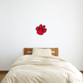 1 ft x 1 ft Fan WallSkinz-Paw Print