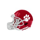 Riddell Replica Red Mini Helmet-Paw Print