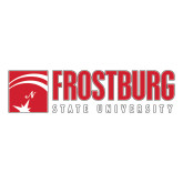 Large Decal-Frostburg State University Logo, 12 inches wide