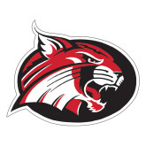 Large Decal-Bobcat logo, 12 inches wide