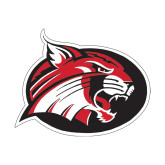 Small Decal-Bobcat logo, 6 inches wide
