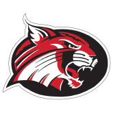 Extra Large Decal-Bobcat logo, 18 inches wide