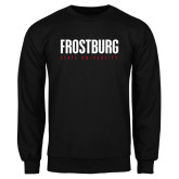 Black Fleece Crew-Frostburg State University