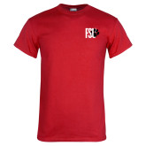 Red T Shirt-FSU Primary Logo