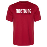 Performance Red Tee-Frostburg State University
