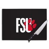 Cutting Board-FSU Primary Logo