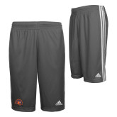 Adidas Climalite Charcoal Practice Short-Sunbird Head