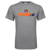 Grey T Shirt-#TEAMFPU