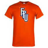 Orange T Shirt-Angled FPU