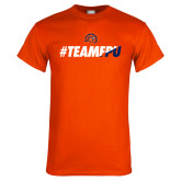 Orange T Shirt-#TEAMFPU