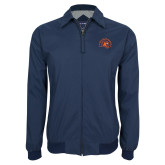 Navy Players Jacket-Sunbird Head