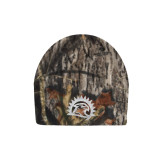Mossy Oak Camo Fleece Beanie-Sunbird Head