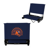 Stadium Chair Navy-Sunbird Head