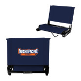 Stadium Chair Navy-Alumni