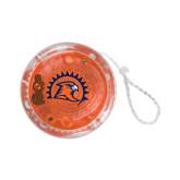 Light Up Orange Yo Yo-Sunbird Head