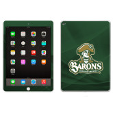 iPad Air 2 Skin-Barons - Franciscan University - Official Logo