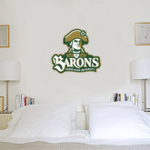 2 ft x 2 ft Fan WallSkinz-Barons - Franciscan University - Official Logo