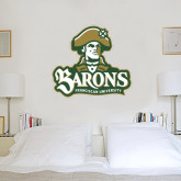 3 ft x 3 ft Fan WallSkinz-Barons - Franciscan University - Official Logo