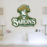 4 ft x 4 ft Fan WallSkinz-Barons - Franciscan University - Official Logo