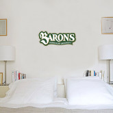 6 in x 2 ft Fan WallSkinz-Barons - Franciscan University