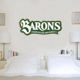 1.5 ft x 4 ft Fan WallSkinz-Barons - Franciscan University