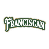Medium Decal-Arched Franciscan, 8 in Wide
