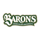 Medium Decal-Barons - Franciscan University, 8 in Wide