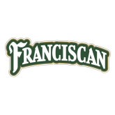 Large Decal-Arched Franciscan, 12 in Wide