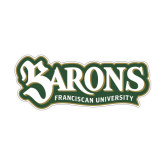 Small Decal-Barons - Franciscan University, 6 in Wide