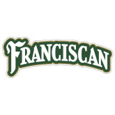 Extra Large Decal-Arched Franciscan, 18 in Wide