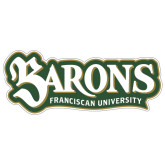 Extra Large Decal-Barons - Franciscan University, 18 inWide