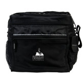 All Sport Black Cooler-Franciscan University Mark