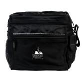 All Sport Black Cooler-Franciscan University Mark
