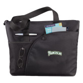 Excel Black Sport Utility Tote-Arched Franciscan