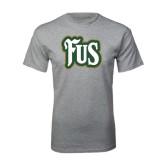 Grey T Shirt-FUS
