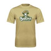 Syntrel Performance Vegas Gold Tee-Barons - Franciscan University - Official Logo