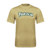Performance Vegas Gold Tee-Arched Franciscan