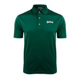 Dark Green Dry Mesh Polo-Arched Franciscan