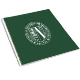 College Spiral Notebook w/Clear Coil-Fanciscan University Seal