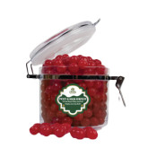 Sweet & Sour Cherry Surprise Round Canister-Barons - Franciscan University - Official Logo