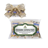 Snickers Satisfaction Pillow Box-Barons - Franciscan University - Official Logo