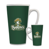 Full Color Latte Mug 17oz-Barons - Franciscan University - Official Logo