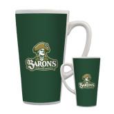 Full Color Latte Mug 17oz-Barons - Franciscan University - Official Logo