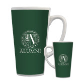 Full Color Latte Mug 17oz-Alumni - Seal