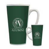 Full Color Latte Mug 17oz-Alumni - Seal