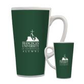 Full Color Latte Mug 17oz-Alumni - University Mark