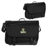Metro Black Compu Brief-Barons - Franciscan University - Official Logo