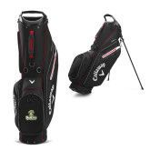 Callaway Hyper Lite 5 Black Stand Bag-Barons - Franciscan University - Official Logo